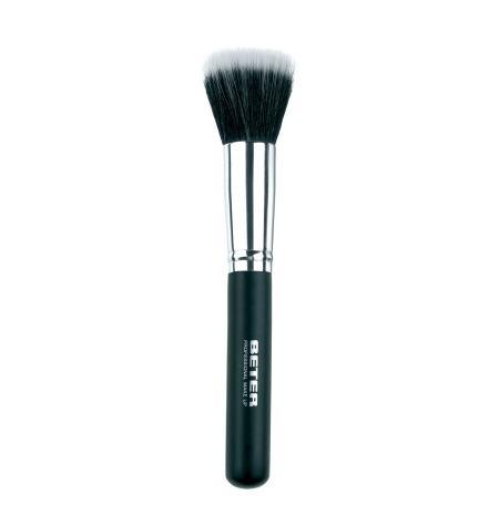 Pincel de maquiagem multifuncional cabelo misto