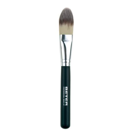 Pincel de maquiagem líquido cabelo sintético 15 cm