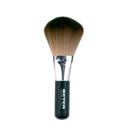 Pincel de maquiagem cabelo sintético