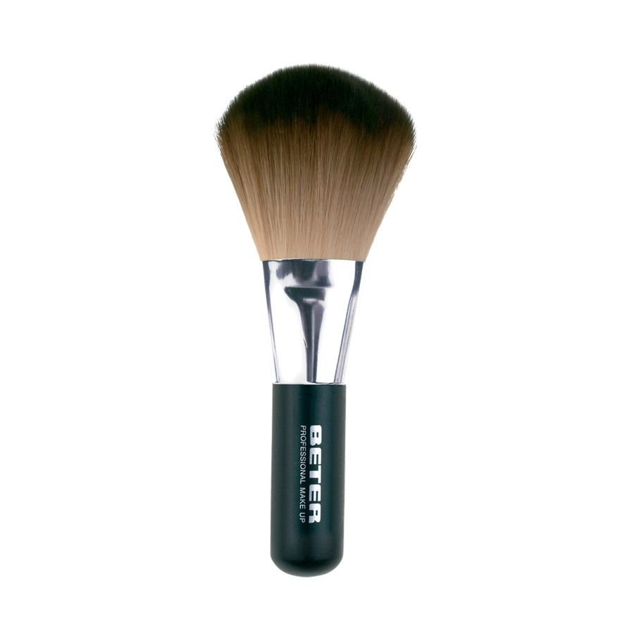 synthetic hair brushes. make up brush, synthetic hair - beter. accesorios y cosméticos para la belleza brushes