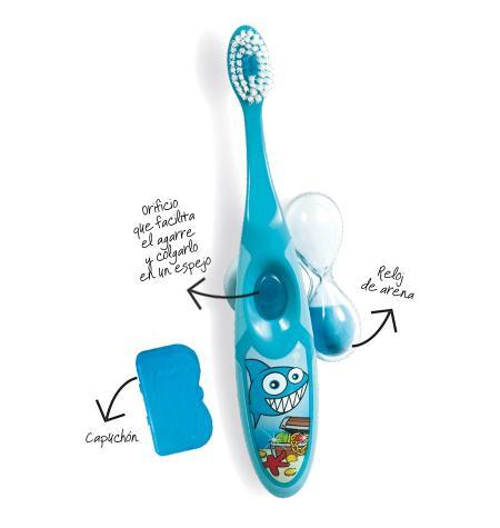 Escova dental Step by Step 3-5 anos