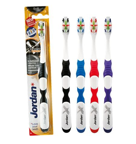 Escova dental Xtreme Clean dureza suave