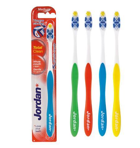 Escova dental Total Clean dureza média