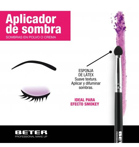 Eye shadow applicator