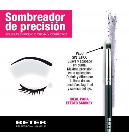 Precision shader brush