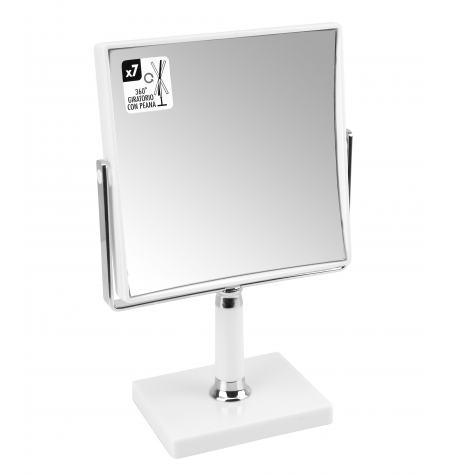 Espelho com peanha macro x7