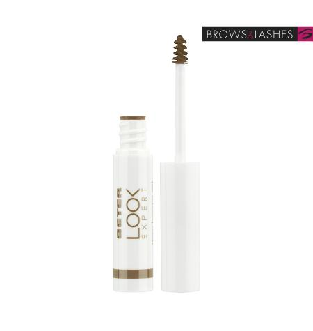 Brow booster gel