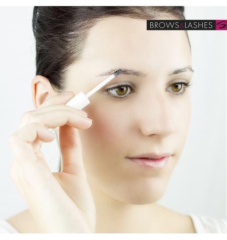 Sérum regenerador noite para sobrancelhas e cílios