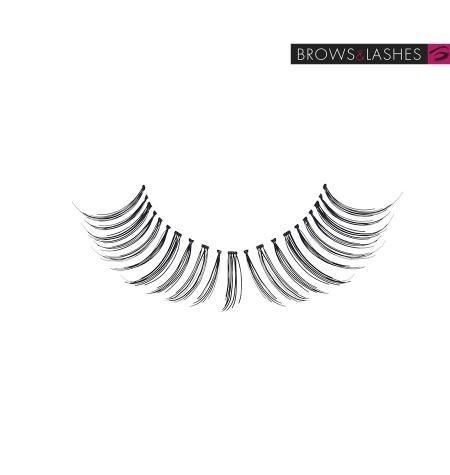False eyelashes Nº 235 Individual