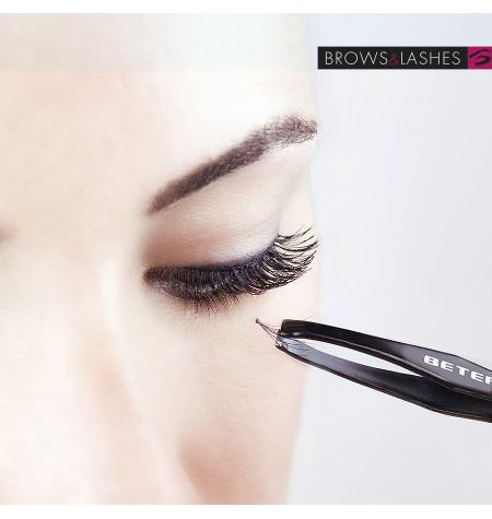 False eyelashes Nº 235 Individual