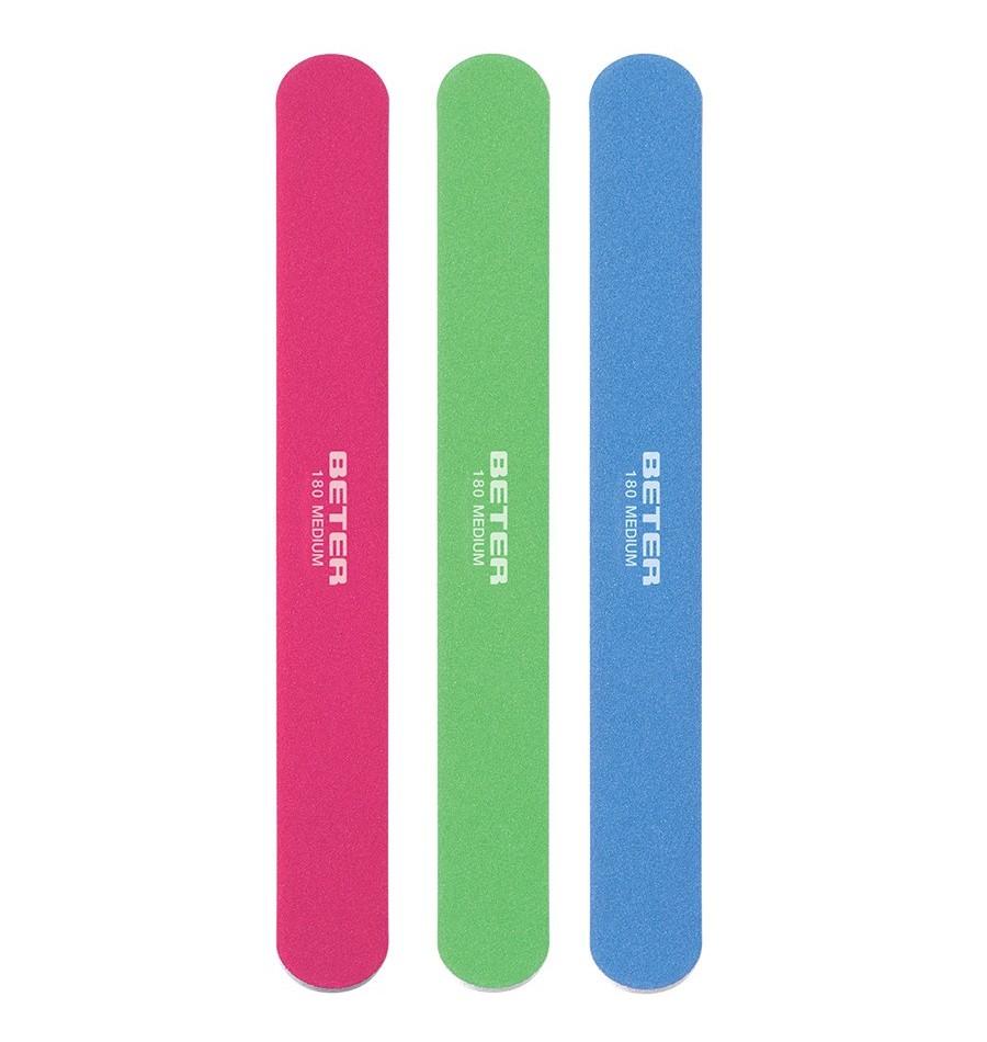 Lima fibra de vidrio grano 180 - Beter. accesorios y cosméticos para ...