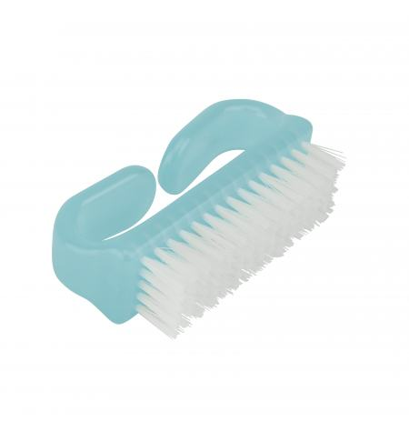Nail brush, nylon bristles