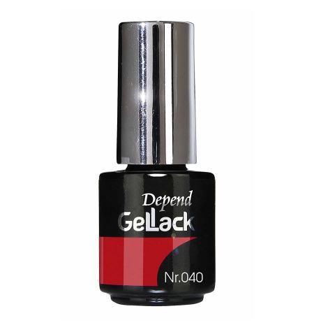Esmalte permanente GeLlack nº 040 Classic Red