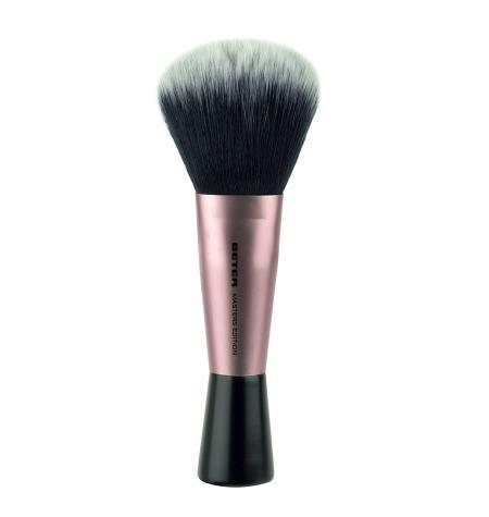 Brocha gruesa para maquillaje en polvo Masters Edition