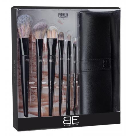 6 Make up brushes kit Beter Elite