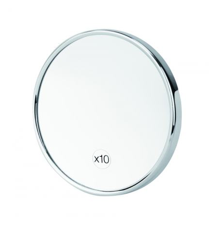 Espejo cromado con ventosa   x 10