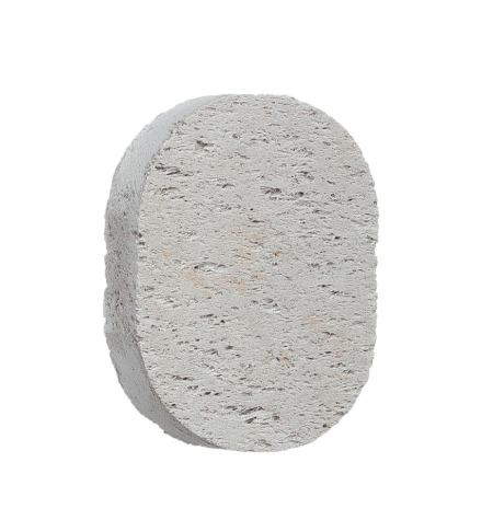 Pedra-pomes oval