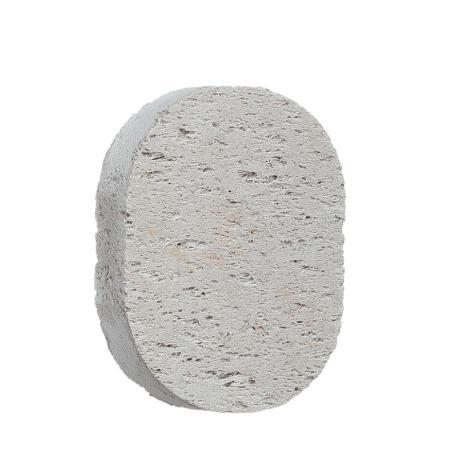 Piedra pómez ovalada