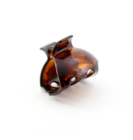 Tortoise shell claw clip