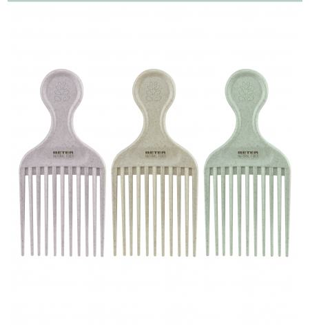 Natural Fiber Afro comb