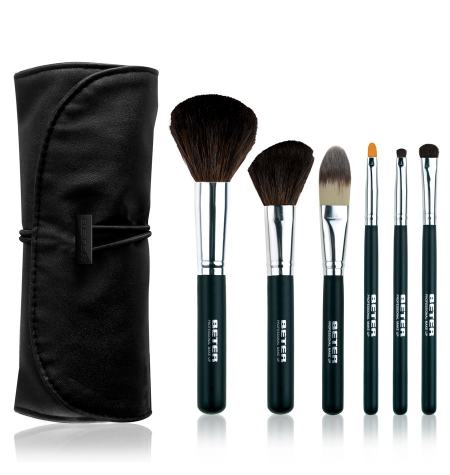 Professional Make up kit, 6 brushes