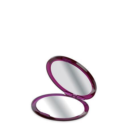 Espelho duplo de saco normal e aumento x 5