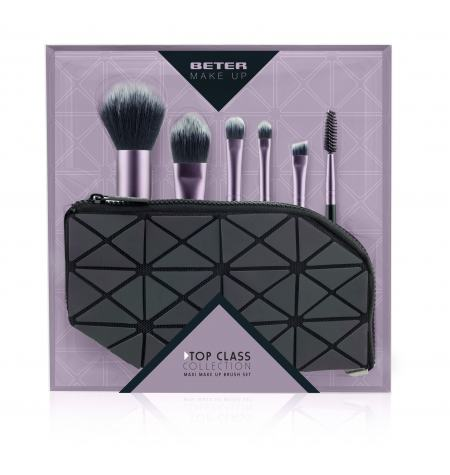 TOP CLASS COLLECTION MAXI MAKE UP BRUSH SET