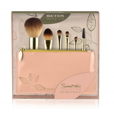 KIT MAXI MAKE UP SWEET CHIC COLLECTION