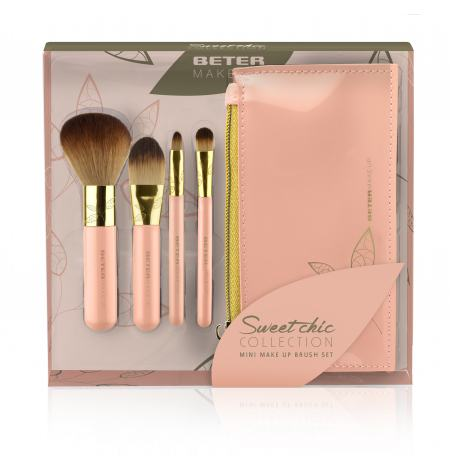 KIT MINI MAKE UP SWEET CHIC COLLECTION