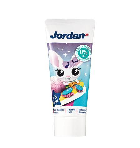 Pasta de dientes infantil 0-5 años. Para los dientes de leche