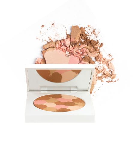 Bronzing compact powder Look Expert
