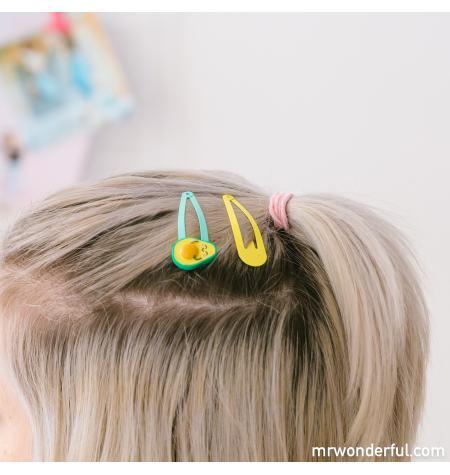 Set of 4 avocado clips