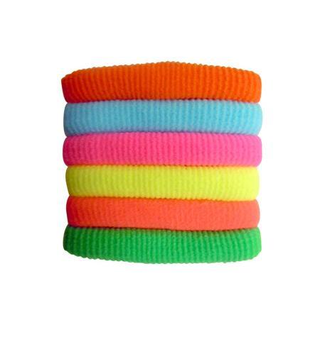 Lycra elastics -6 pcs-