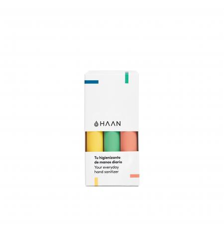 Pack de 3 Haan Pocket: Citrus Noon, Dew of Dawn y Sunset Fleur