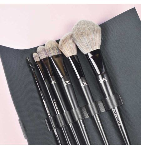 6 Make up brushes kit Beter Elite