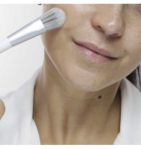 Brocha nº 83 para maquillaje fluido Look Expert