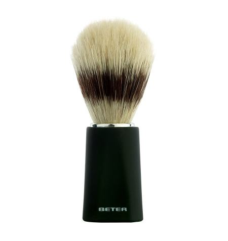 Shaving brush, mixed bristles
