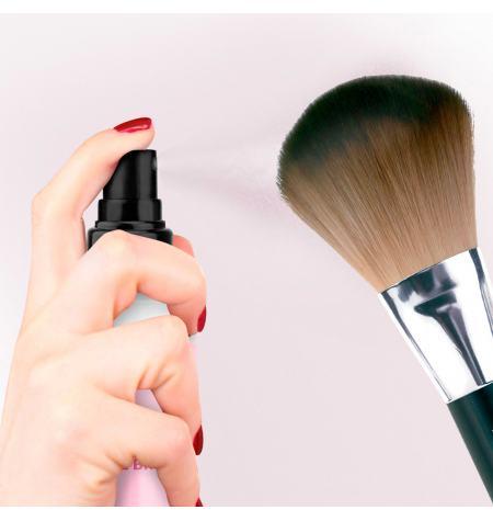 Limpiador de brochas y pinceles