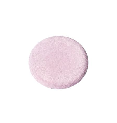 Cosmetic powder puff, in cotton