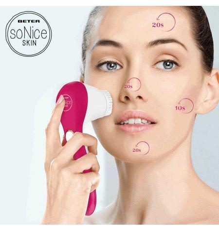 Sonic facial brush So Nice Skin