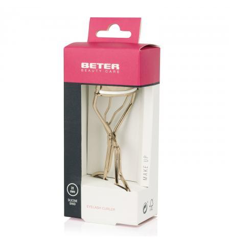Gilded eyelash curler