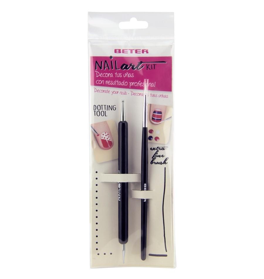 Nail Art Kit - Beter. accesorios y cosméticos para la belleza