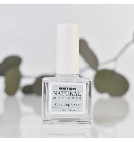 Fast Top Coat Natural Manicure