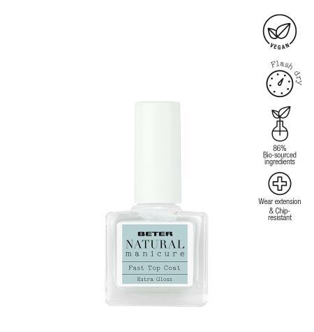 Fast Top Coat Natural Manicure