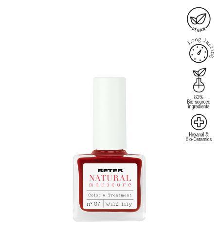 Esmalte fortalecedor Natural Manicure - Gardenia.