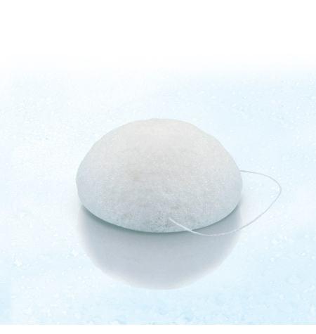 MIMOS esponja facial com fibra vegetal de Konjac