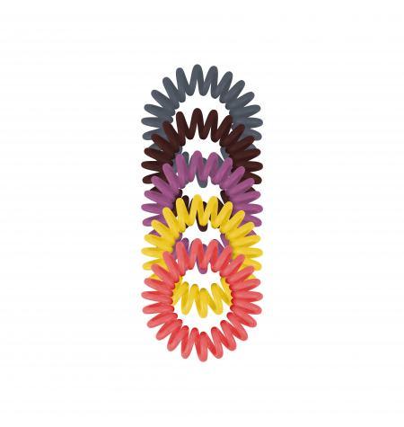 5 Coleteros espiral elástico