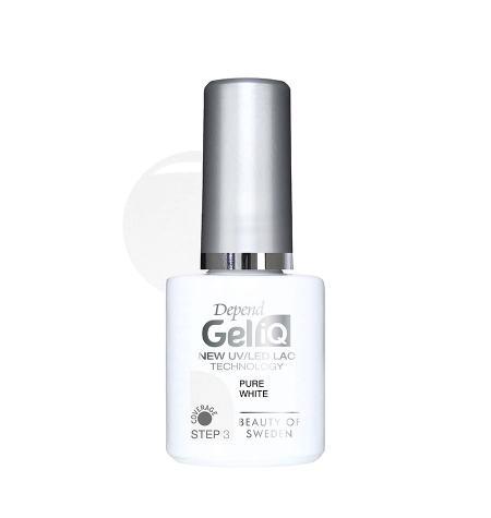 Esmalte color Depend Gel iQ - Pure White
