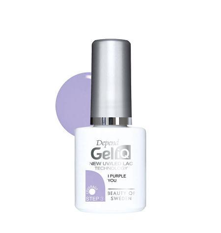 Esmalte color Depend Gel iQ - I Purple You
