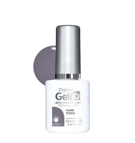 Esmalte color Depend Gel iQ - Taupe Touch